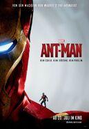 Ant-Man Iron Mans Rüstung Poster