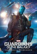 Guardians of the Galaxy Yondu Poster