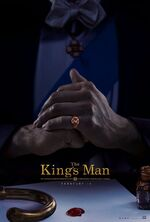 The King's Man Teaserposter