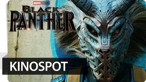 BLACK PANTHER - Erhebt euch! Marvel HD
