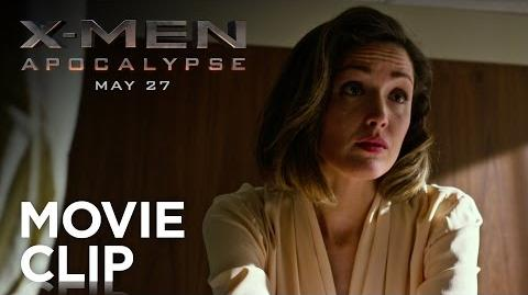 "X-Men Apocalypse ""Moira's Office"" Clip HD 20th Century FOX-0"