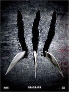 X-Men Orgins Wolverine Teaser Poster
