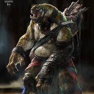 Thor Ragnarok Konzeptzeichnung 95