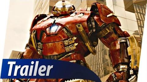 AVENGERS 2 AGE OF ULTRON Trailer Deutsch German