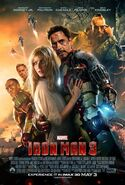 Iron Man 3 Kinoposter