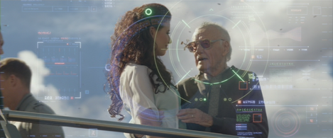 Stan Lee Guardians of the Galaxy