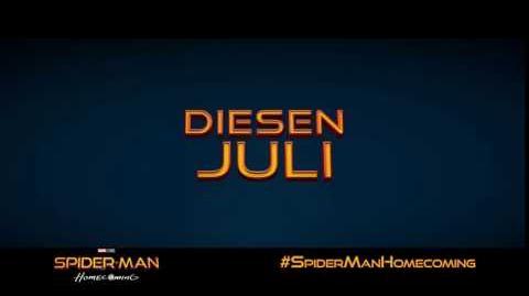 "SPIDER-MAN HOMECOMING - Avenger 10"" - Ab 13.7"