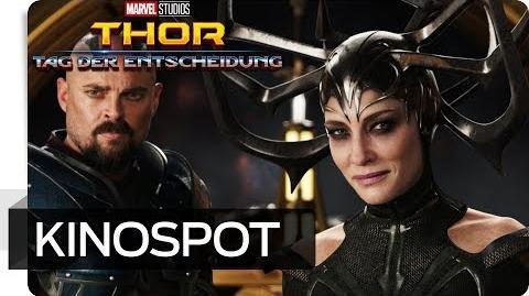 THOR TAG DER ENTSCHEIDUNG - Neues Abenteuer Marvel HD
