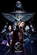 X-Men Apocalypse Vier Reiter der Apokalypse Poster