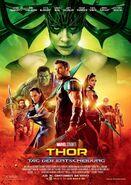 Thor - Tag der Entscheidung Kinoposter