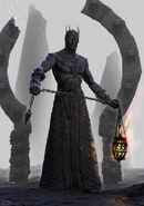 Thor Ragnarok Konzeptzeichnung 28
