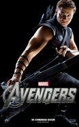 AvengersHawkeyePoster