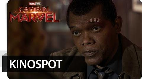CAPTAIN MARVEL – Kinospot Leben Marvel HD
