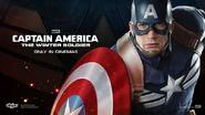 Captain America 2 Promobild Cap