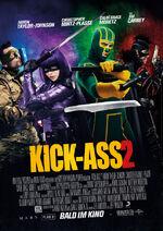 Kick-Ass 2 Kinoposter