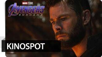 AVENGERS ENDGAME – Kinospot Übermacht Marvel HD