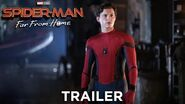SPIDER-MAN FAR FROM HOME - Trailer 2 - Ab 4.7