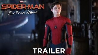 SPIDER-MAN FAR FROM HOME - Trailer 2 - Ab 4.7.19 im Kino!