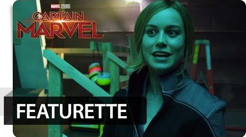 CAPTAIN MARVEL – Featurette Kombo Training Marvel HD