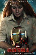 Iron Man Poster Pepper