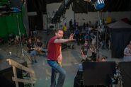 X-Men Apokalypse Dreharbeiten 27
