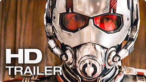 ANT-MAN Trailer 3 German Deutsch (2015)