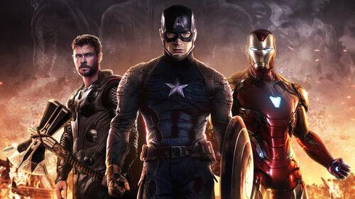 Avengers-endgame Poster