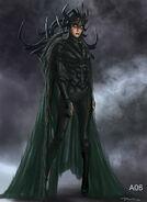 Thor Ragnarok Konzeptzeichnung 61