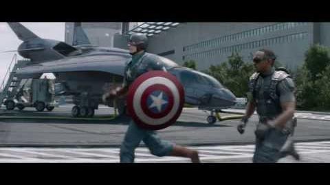 Captain America 2 -Filmclip - Unterschied zwischen Gut und Böse