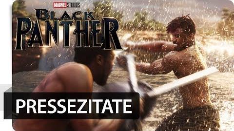 BLACK PANTHER - Pressestimmen zum Film Jetzt im Kino Marvel HD