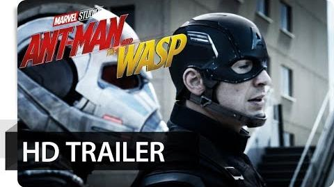 ANT-MAN AND THE WASP – Teaser Trailer (deutsch german) Marvel HD-0