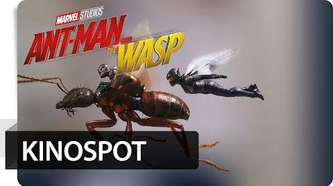 ANT-MAN AND THE WASP - Kinospot Der neue Marvel-Blockbuster Marvel HD