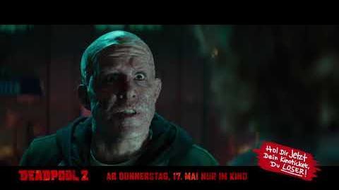 Deadpool 2 Offizieller Spot Deutsch German HD 2018