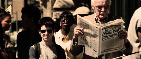 Stan Lee Daredevil