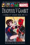 Deadpool V Gambit - Das V steht für VS.