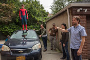Spider-Man Homecoming Setbild 76