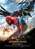 Spider-Man Homecoming deutsches Teaserposter 4