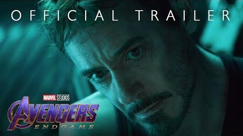 Marvel Studios' Avengers Endgame - Official Trailer