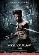 Wolverine Weg des Kriegers Poster