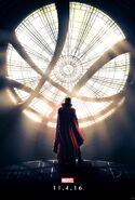 Doctor Strange Teaserposter