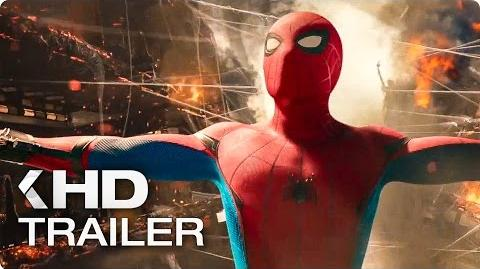 SPIDER-MAN Homecoming Trailer 2 (2017)