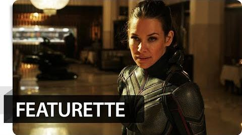 ANT-MAN AND THE WASP - Featurette Es braucht immer zwei! Marvel HD