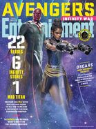Avengers - Infinity War Entertainment Weekly Cover 15