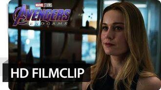 AVENGERS ENDGAME – Filmclip Das Team plant den Angriff Marvel HD