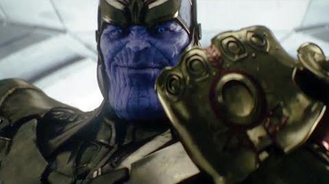 Avengers Age of Ultron - Thanos (Mid Credits Scene)