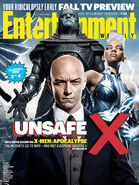 Entertainment Weekly X-Men Apocalypse Collectors Cover 2