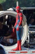 Spider-Man Homecoming Setbild 44