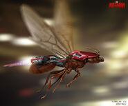 Ant-Man - Konzeptzeichnung 49