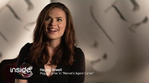 Marvel's Agent Carter - Interview 6 - Syfy