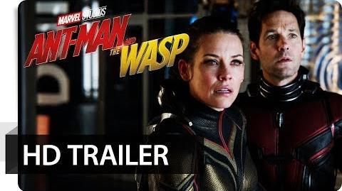 ANT-MAN AND THE WASP – Offizieller Trailer (deutsch german) Marvel HD
